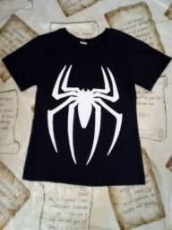 blusas femininas estampada blusa aranha feminina