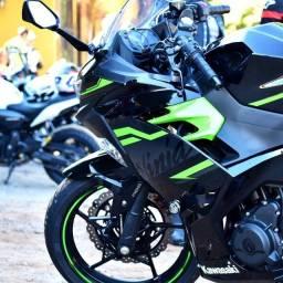 Título do anúncio: Kawasaki Ninja 400