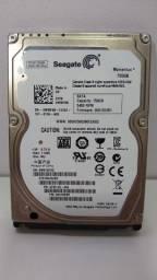 Título do anúncio: HD NB 750GB Seagate ST9750423AS