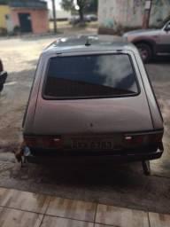 Carro fiat 147 ano 1983
