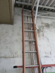 Escada de fibra 6,00 mts