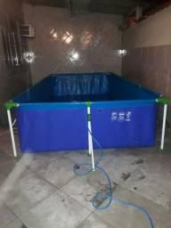 Título do anúncio: Vendo essa piscina