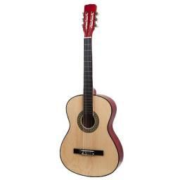 Título do anúncio: Lindo violão iniciante novo zero
