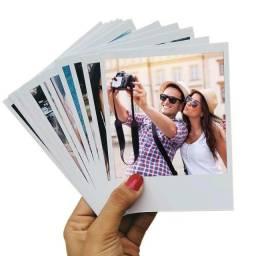 Título do anúncio: 20 fotos estilo polaroid (dimensões da foto 7x10 cm)