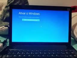 Notebook Lenovo, semi novo! VENDA RÁPIDA