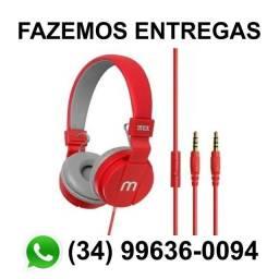 Fone de Ouvido com Microfone 1 Pino