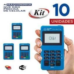 Título do anúncio: 10 Unidades Point Mini Chip