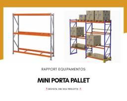 Porta Pallet - Prateleira Industrial