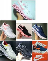 Promoção tênis nike shox e nike airmax ( 130 com entrega)