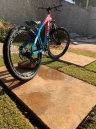 Título do anúncio: Bike hupi naja , vende se pra hoje