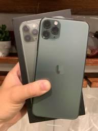 Iphone 11 pro max 64gb semi-novo