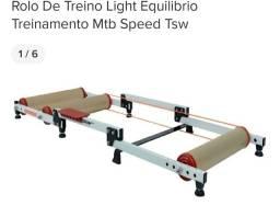 Título do anúncio: Rolo De Treino Light Equilibrio Treinamento Mtb Speed Tsw
