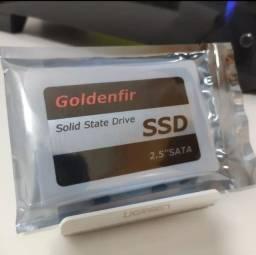 Ssd 240gb Goldenfir 5× mais rápido que um hd