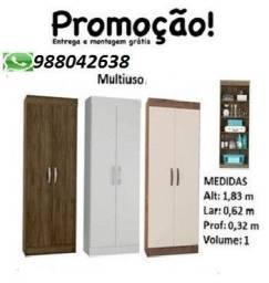 Entrega e Montagem Gratis!!Armario Multi-uso Novo Apenas 329,00