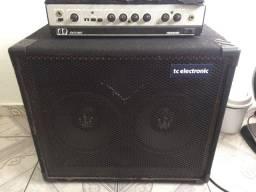 Amplificador de contrabaixo