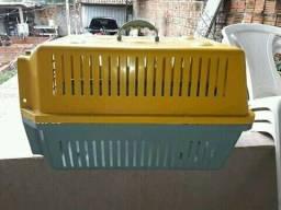 Caixa para transportar animais de pequeno porte