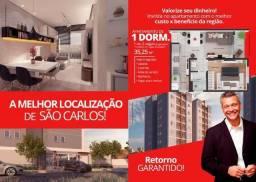Lançamento - Apartamento próximo a Usp