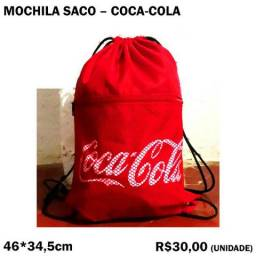 Mochila Saco Coca-Cola