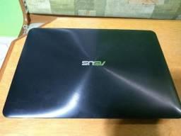 Notebook semi novo i5 7200 sétima geração hd1tb e 8gb de memoria ddr3 , tela 14 polegadas
