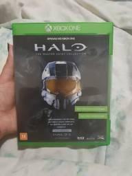 Usado, Halo the master chief collection (1,2,3 e 4) XBOX ONE comprar usado  Rio de Janeiro