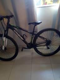 VENDO bicicleta OGGI HACKER SPORT, usado comprar usado  Cascavel