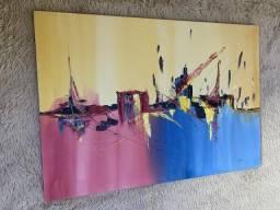 Quadro Abstrato comprar usado  Goiânia