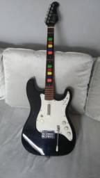 Guitarra para Guitar Hero e Rock Band comprar usado  Santo André