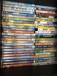 DVDs infantis