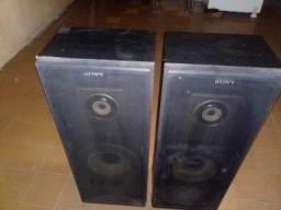 Caixas de som Sony
