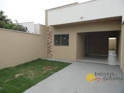 Casa 2 Quartos sendo 1 Suíte - St. Alice Barbosa