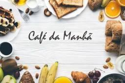 Café da manhã para funcionários