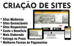 Criação de sites e Logomarcas - Melhor preço