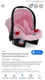 Bebê Conforto Touring Evolution Se Ibiza - Burigotto