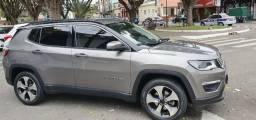Jeep Compass Longitude 2.0 Flex 2018 (DEZ/2017), único dono, novo, Particular! - 2018
