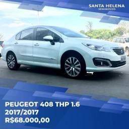 Peugeot 408 Griff THP Aut
