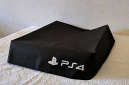 Capa PS4 contra Poeira e água [ aceito troca ]