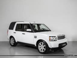 Land Rover Discovery4 S 2.7 4x4 TDV6 Diesel Aut. - Branco - 2011 - 2011
