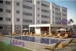 Apartamento à venda com 2 dormitórios em Maraponga, Fortaleza cod:7916