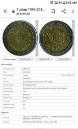 Vendo moeda para colecionador