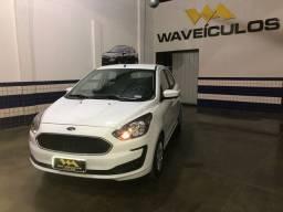 Ford KA SE 2020 completo 16 mil km na garantia de fábrica carro zerado wats *