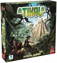 Board game Tikal Conclave