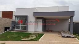 Casa em condomínio com 3 quartos no Royal Boulevard Residence - Bairro Jardim Brasília em