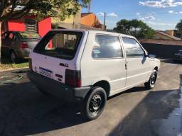 Uno Mille 1992 1.0 gasolina