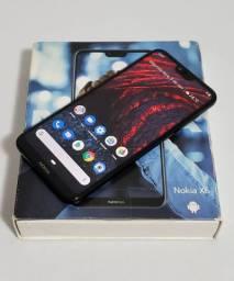 Nokia X6 64 GB/6 GB RAM (Vendo ou Troco/Aceito Cartão)