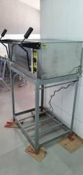 Forno elétrico metalmaq
