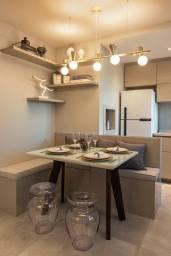 Vm Imóveis Vende Apartamento em Porto Alegre com 2 quartos e churrasqueira