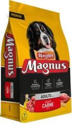 Ração Magnus Premium Cães Adultos Sabor Carne - 25 kg