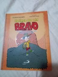 Livro diário de um bravo