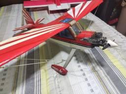 Aeromodelo glow Decathlon os 25