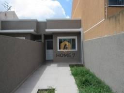 Casa com 2 dormitórios à venda, 50 m² por R$ 215.000 - Umbará - Curitiba/PR
